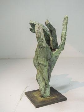 Hand 106, Bronze, Höhe 25cm, 9Ex.