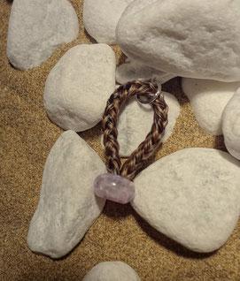 Anhänger für Halskette aus Pferdehaar, Pferdehaaranhänger