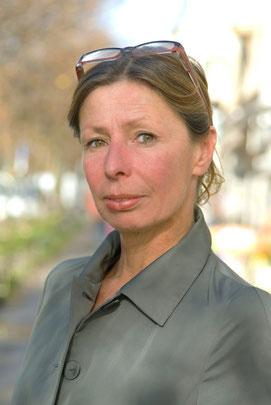 Annick Denny, Inhaberin Vins et Co / Vin de Vie