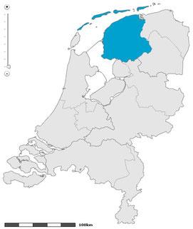 Provinz Friesland