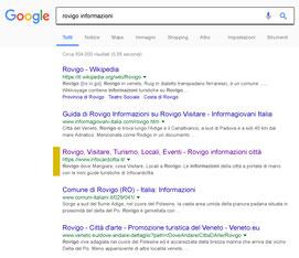 rovigo, cerca con google