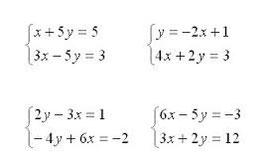 Sistema De Ecuaciones Diez En Matemáticas
