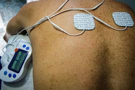 TENS electroterapia fisioterapia Fisiosport El Puerto de Santa Maria