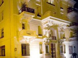 Tunisia Palace