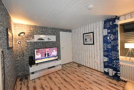 Wohnzimmer mit viel Platz