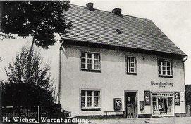 Früher ( Emil Reichelt, Kaufmann )