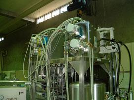 G-M冷凍機を使用したHe液化機