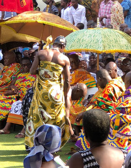 Akwasidae Festival Ghana