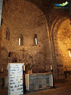 Altar Santa María de Obarra