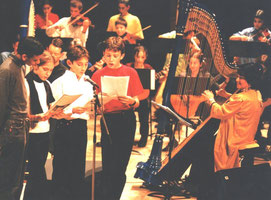 Nehama REUBEN Concert Auditorium CNR Boulogne 1999