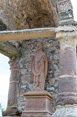 Bild: Saint-Guirec-Oratorium in Ploumanac´h