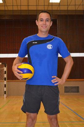 Trainer Thorsten Serr