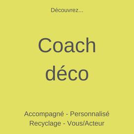 coach déco, accompagné déco, guidé déco, conseil déco, recycler, recyclage, upcycling, DIY,déco personnalisé