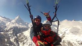Die faszinierende Bergkulisse rund um Zermatt