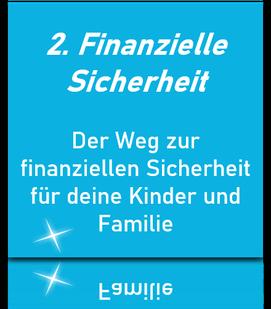 Der Weg zur finanziellen Sicherheit für deine Kinder und Familie. Wie werde ich als Familie finanziell freier und schaffe mehr Wohlstand für Kinder
