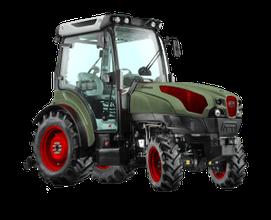 Hurlimann Tractor