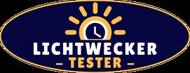 Geschenkidee Partnerseite Lichtwecker Tester