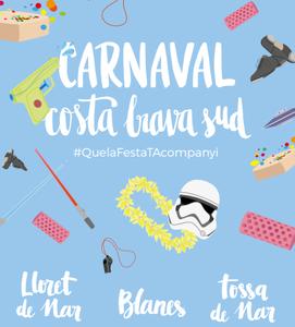Programa del Carnaval de Lloret de Mar