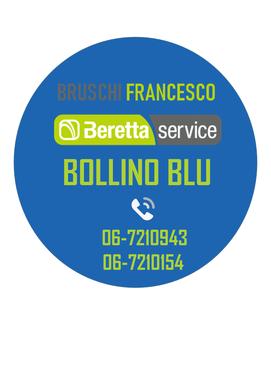 BOLLINO BLU CALDAIE ROMA- BRUSCHI FRANCESCO BERETTA SERVICE