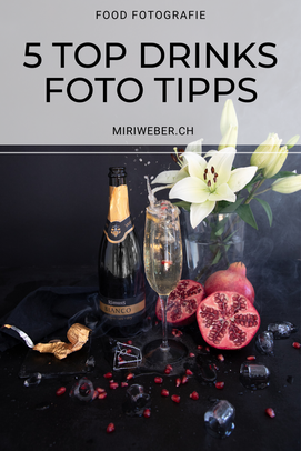 Food Fotografie, Food Blog Schweiz, Food Fotografin, Tipps, Tricks, Rimuss, alkoholfreier Drink