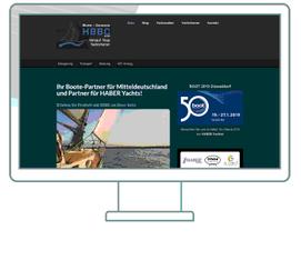 Website Referenz HBBC GmbH