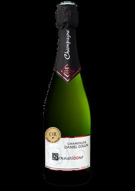 La cuvée Sensations est un champagne très gourmand. Dans la catégorie extra-dry, il nous fait voyager dans le temps pour nous rappeler les champagnes d'antan
