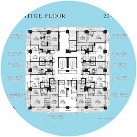 PRESTIGE FLOOR  22F-27F