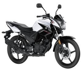 125 Yamaha YBR