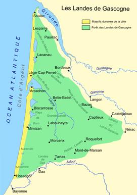 Map: Wikipedia