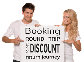 Discounts in all our destinations