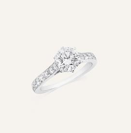 Koenig Jewellery Verlobungsring - 100% Swiss handmade