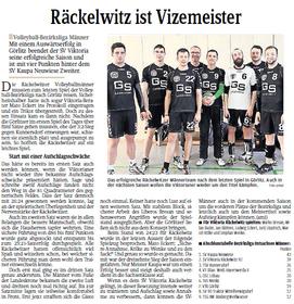 Sächsische Zeitung | März 2016