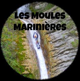 canyoning moules marinières gresse en vercors isère