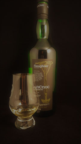 AnCnoc Flaughter Flasche
