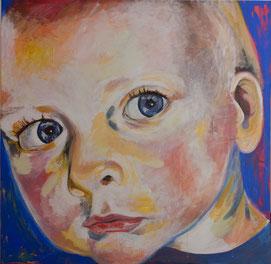 """""""Kleinkind"""" Arbeit Franziska Kuos aus dem Jahr 2013"""