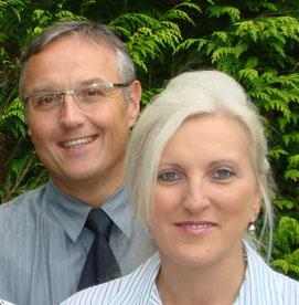 Sanja und Ralf Falkenstein