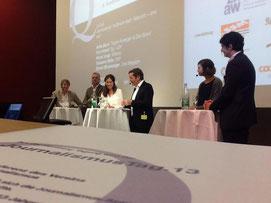 Schnappschuss vom JournalismusTag.13 in Winterthur
