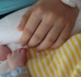 Baby Geburt Geburtsgeschichte Schwangerschaft Blogparade Geburtserfahrung