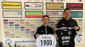 Okan Demircan wechselt in der kommenden Spielzeit von Adler zum VfB.