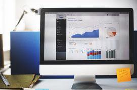 Le tableau de bord entreprise est aligné sur les objectifs des macro-processus de la cartographie des processus. PME
