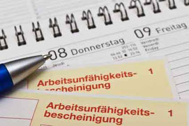 Rechtsanwalt für alle Fragen zur Arbeitsunfähigkeitsbescheinigung - Christopher Müller