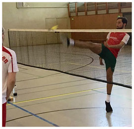 2016-08 Noah Wilke im Angriff gegen Hagen