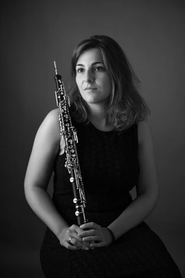 REBECCA RODA - insegnante di oboe e musica d'assieme