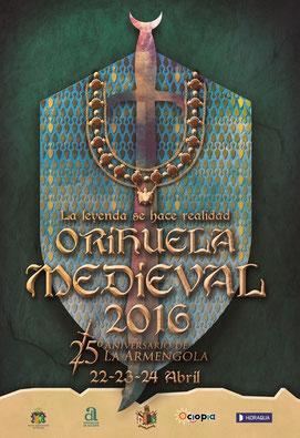 Fiestas en Orihuela Mercado Medieval