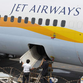 Jet Airways gets heaviest cargo price-fixing fine