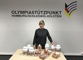 Ingrid Unkelbach, Leiterin des OSP