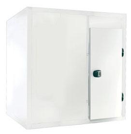 Kühlzelle in einem Kühlraum