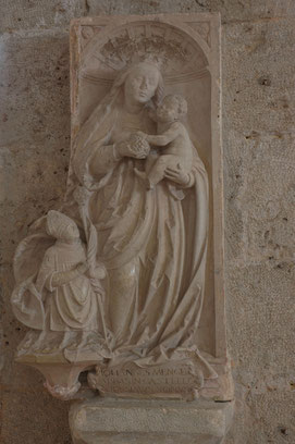 Madonna mit Kind, Pfarrkirche Kastl. (pde-Foto: Diözesanmuseum, Bild: Loy Hering)