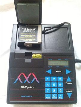 MJ Research PTC-0150 MiniCycler  für die Chromatographie/ Chemie