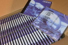 CRÆSH CDs
